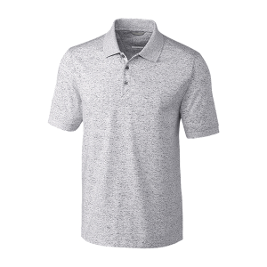 Cutter & Buck Men's DryTec™ Cotton+ Advantage Space Dye