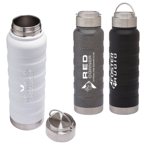 Perka® Roak 24 oz. 304 Stainless Steel Bottle with Copper Lining