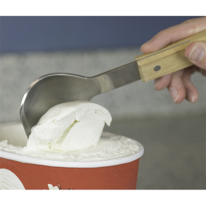 Ice Cream Spade with Wood Handle